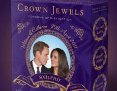 Кондоми за сватбата на принц Уилям и Кейт