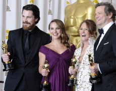 Натали Портман с първи Оскар