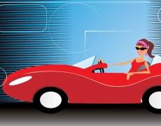 Жените шофьори