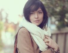 Как да си оплетете шал за 30 минути? (видео)