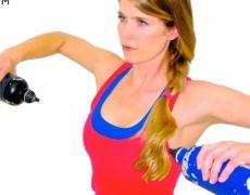 Перфектните упражнения за супер стегнат бюст