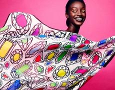 Как да носите пролетния си шал? (видео)