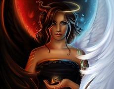 Кой Демон и кой Ангел живеят в теб според зодията ти