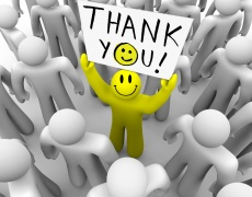Най-големият източник на щастие е… Благодарността!