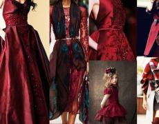 Три идеи как да носим марсала – цветът на 2015