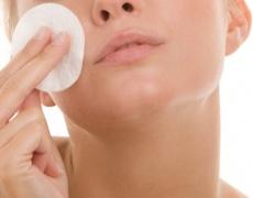 Правила за почистване на лицето