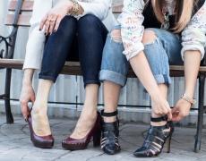 7 метода за омекотяване на новите обувки