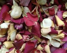 Терапия с листа от рози