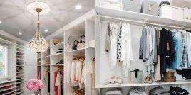 Как да удвоите мястото в гардероба си