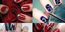 10 готини идеи за маникюр за Свети Валентин