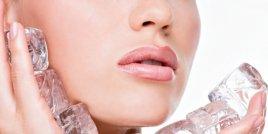 Свежа и сияйна кожа - с козметичен лед
