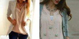 3 златни правила как да носим прозрачна блуза