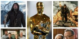 Кои са победителите на Оскари 2016?