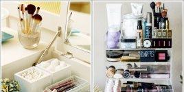5 места, на които не бива да пазите козметиката си