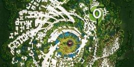 Ауровил -  утопичният град на бъдещото стана реалност