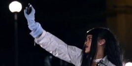 Риана с ново видео към Goodnight Gotham