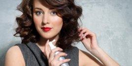 Домашен спрей за стимулиране растежа на косата