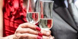 Как алкохолът ни се отразява през зимата