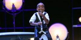 7-годишно хлапе рапира като Дрейк