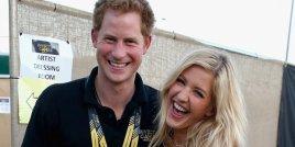Имат ли връзка принц Хари и Ели Голдинг?