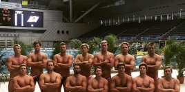 Секси олимпийци: Отборът по водна топка на САЩ