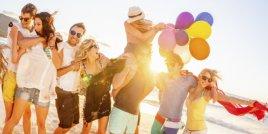 5 правила на почивката с приятели