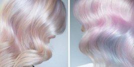 Най-новата тенденция в косите – цвят опал!
