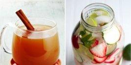 Най-добрите смутита  и напитки за отслабване и още