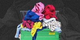 Защо трябва да спрем да изхвърляме старите дрехи?