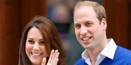 Принцеса Шарлот влезна в историята след раждането на новия си брат
