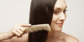 Как правилно да сресвате косата си