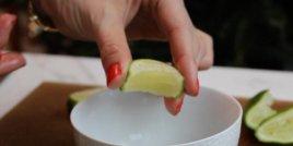 Как да изцедим най-много сок от лайма