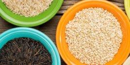 Бял ориз, Кафяв ориз и Киноа: Каква е разликата между тях?