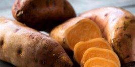 Полезните свойства на сладките картофи