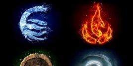 Как  4-те основни елемента влияят на живота ви