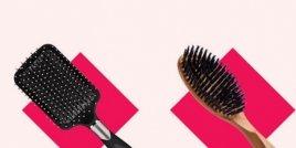 Как да почистите четката си за коса