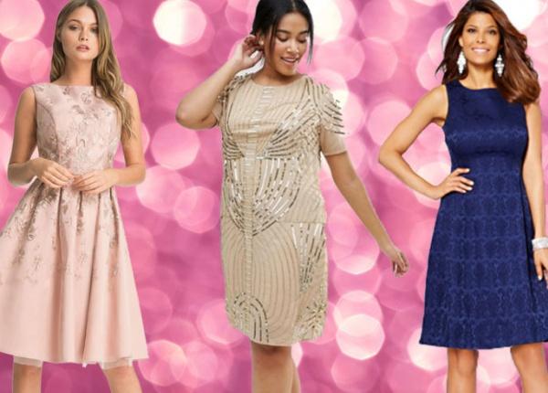 10 разкошни рокли  за Нова Година, за да изпратите  2017