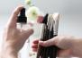 Как да почиствате четките си за грим