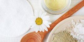Как да се грижите за кожата си с домашни средства
