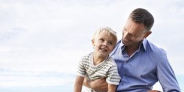 8 изненадващи факта за бащите и развитието на техните деца