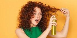 Как правилно да нанасяте спрей за коса?