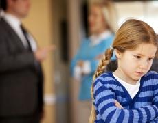 Ако се карате пред децата, спазвайте правила
