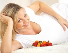 Диетата по време на бременност е полезна!