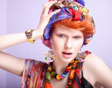 6 начина да си вържете шал за глава (видео)
