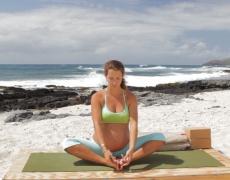 Йога за бременни засилва връзката с бебето