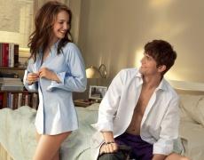 Готини дрешки… от ризата на гаджето (видео)