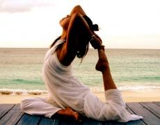 Сутрешна йога на открито! Как? (видео)