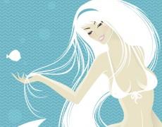 С какво привлича мъжете жената Риби?