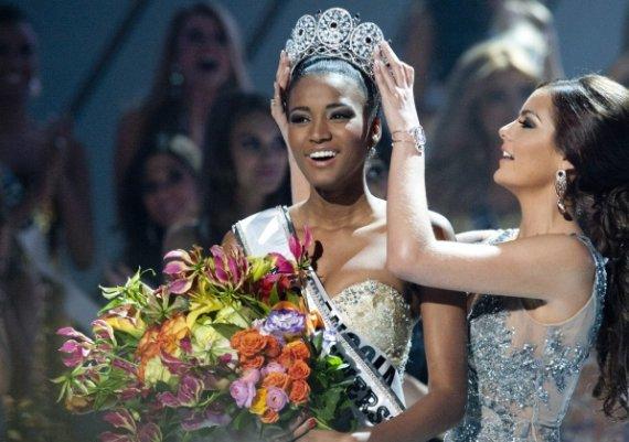 Най-красивата жена във Вселената е от Ангола!