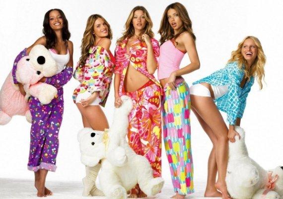 Памучна пижама - весел креват